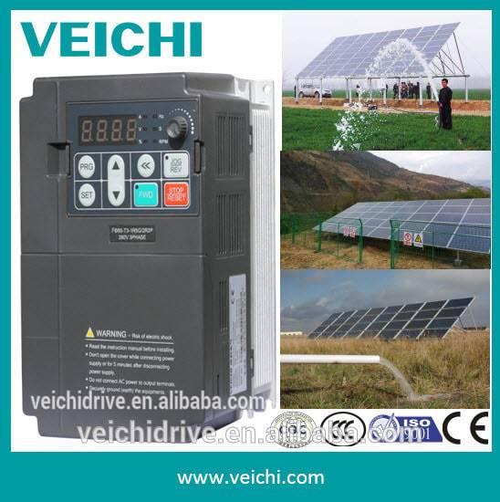 Veichi-SI10-pompage de l'eau