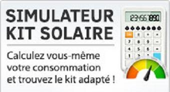 Dimensionner votre kit solaire autonome