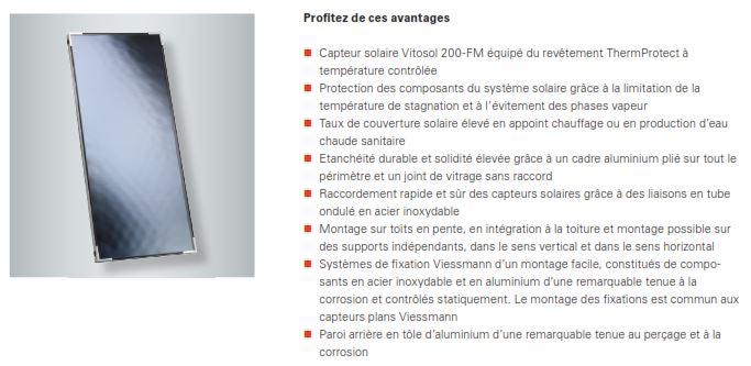 chauffe eau solaire viessmann 200 300 litres sp cialiste. Black Bedroom Furniture Sets. Home Design Ideas