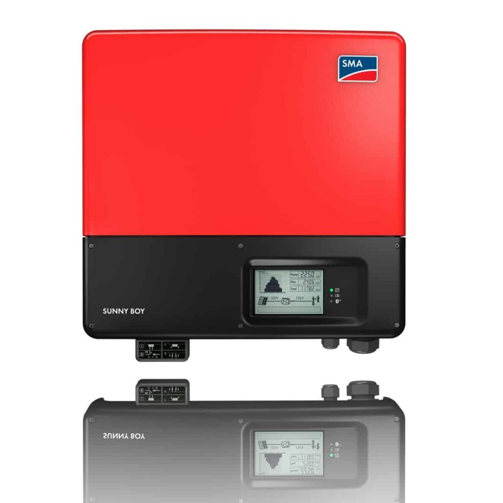 SMA-Sunny-Boy-Transformerless-Inverter-by-Perth-Solar-Warehouse