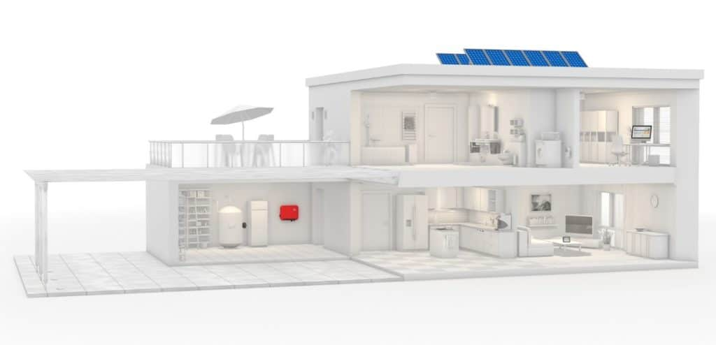 exemple installation injection reseau sma panneau solaire