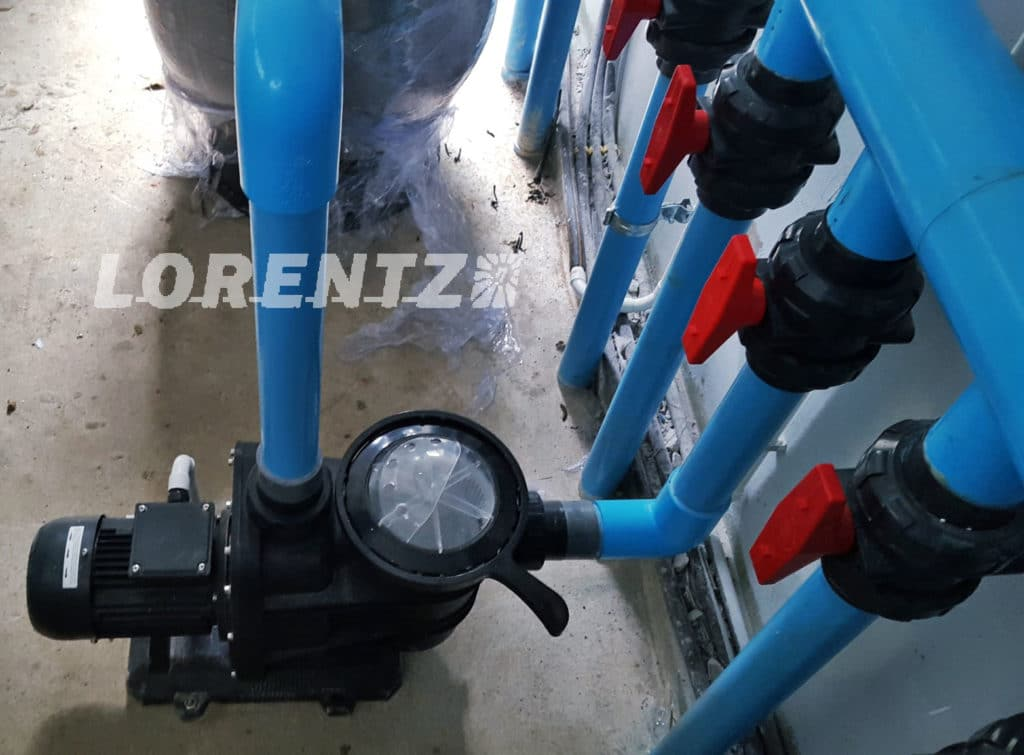 pompe filtration lorentz