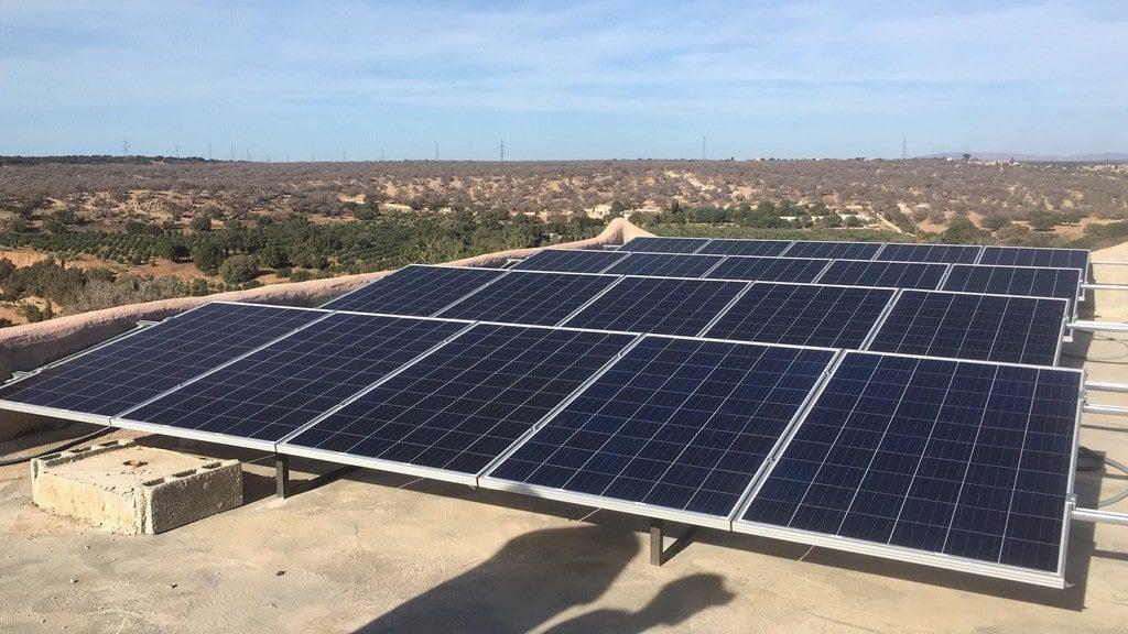 panneau solaire 10 degres injection reseau