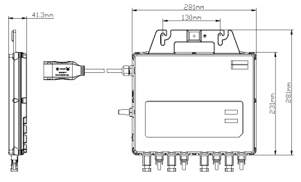 apsystems-qs1-dimensions